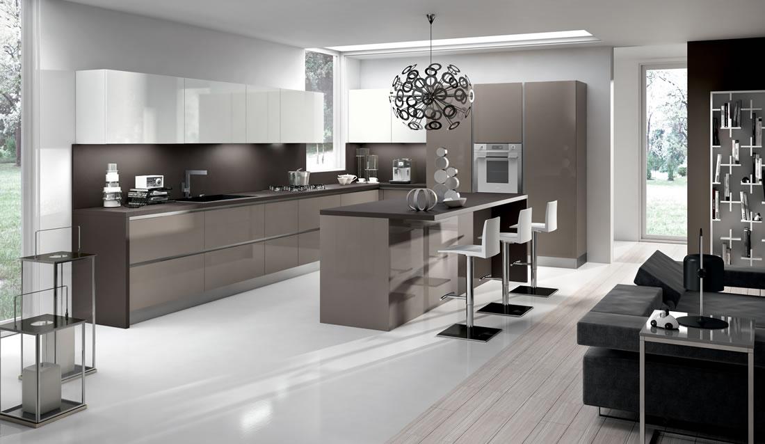 Moderne Kuhinje V Studiu Kuhinj Gros-Novak