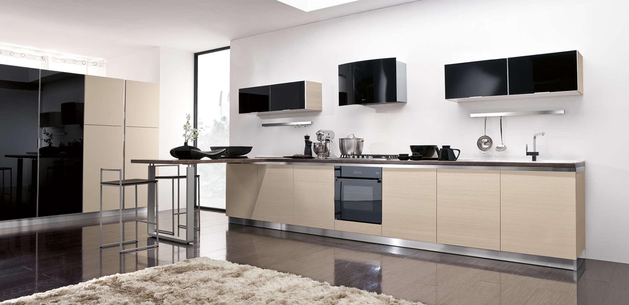 Moderna kuhinja regola for Home cucine
